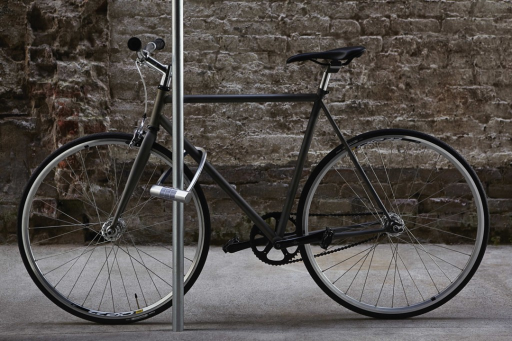 次世代の自転車ロック「Skylock」登場!キーレスで安心な自転車ライフを
