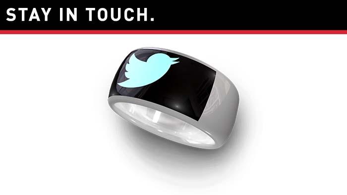スマホ依存から解放?大切な情報だけワイヤレスで通知するスマートな指輪「MOTA SmartRing」