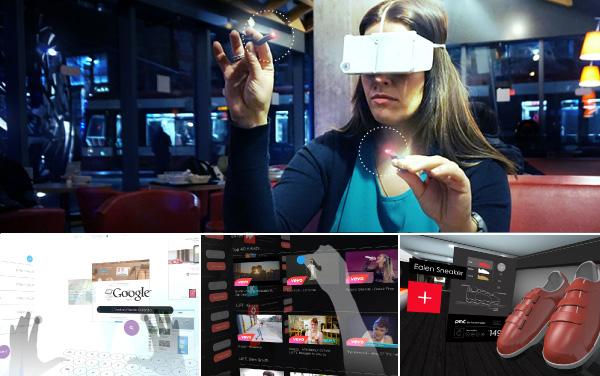 これがVR(バーチャルリアリティ)の未来だ。買い物もできるVRグラス「Pinc' VR」
