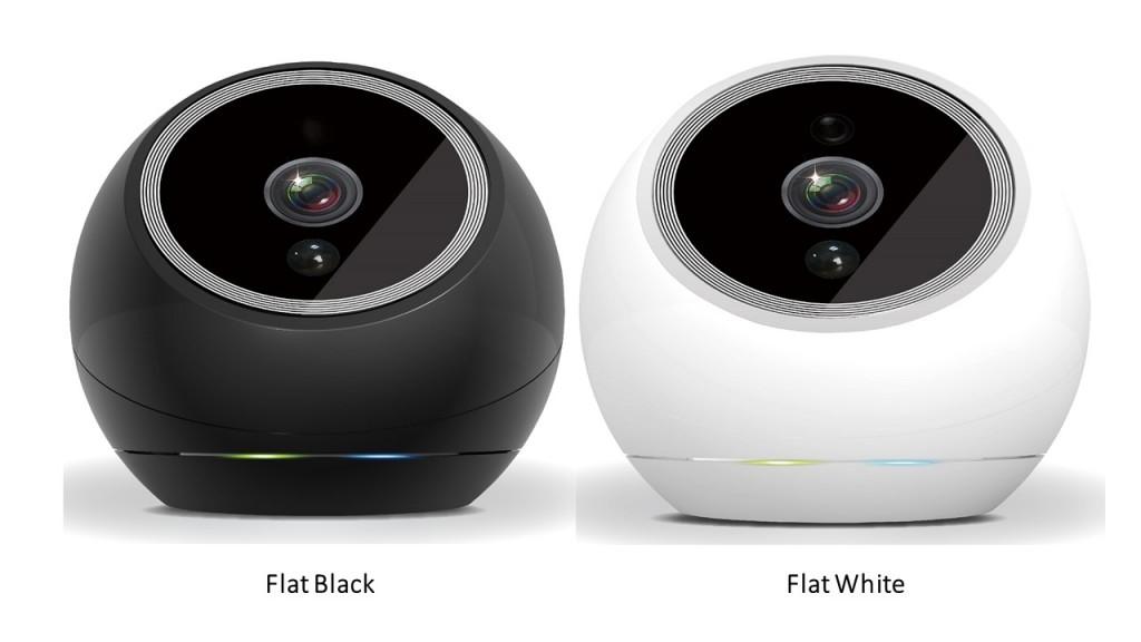 侵入者を逃さず撮影するセキュリティカメラロボット「iCamPro」