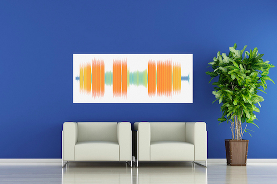 サウンドからアート作品ができる!「SOUNDVIZ」が斬新すぎる