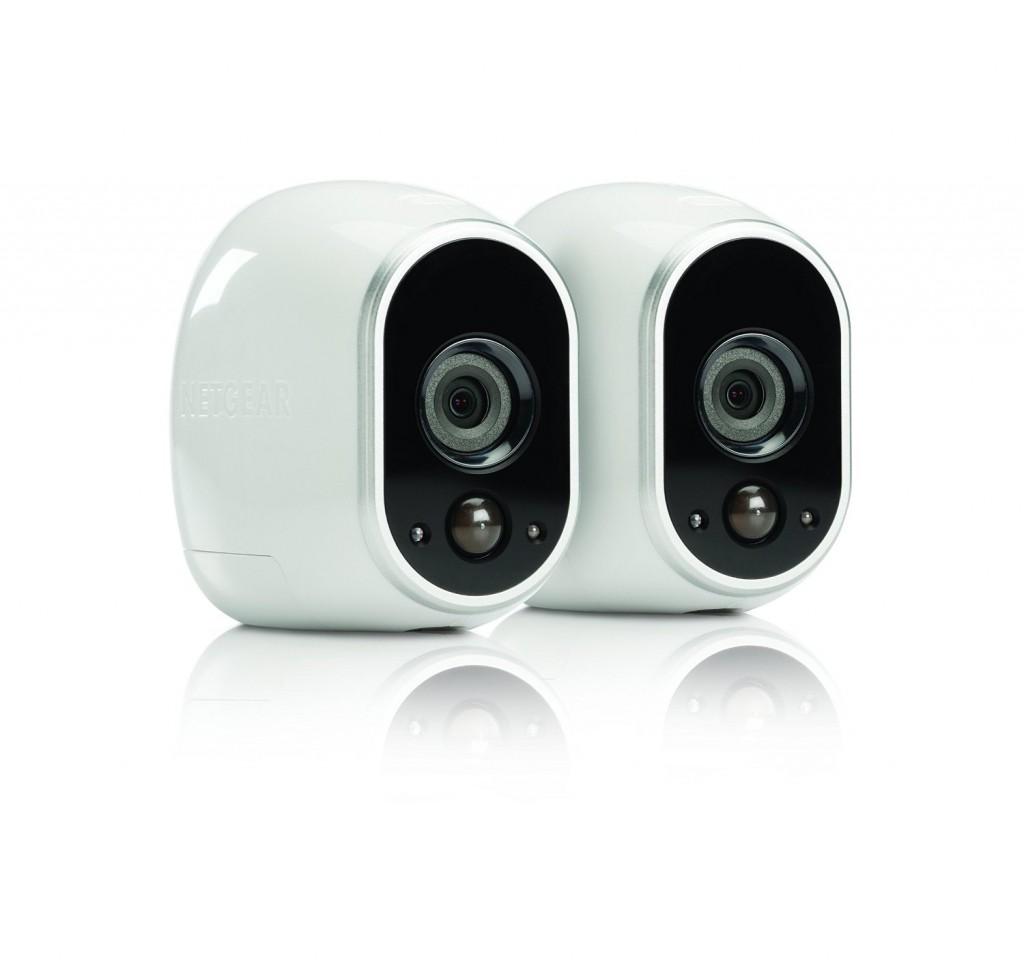 次世代家庭用セキュリティカメラ「Arlo」はデザインもオシャレで超高精細