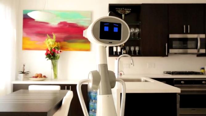 家庭用人型ロボット「Luna」は人に寄り添う可愛いやつ