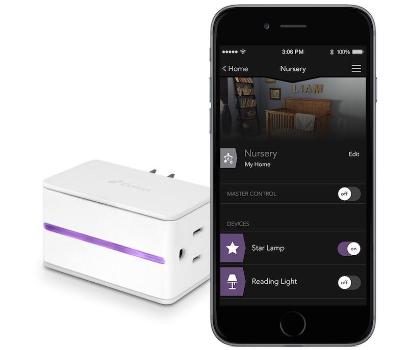 あなたの家電をSiriをつかって全部スマート化できる「Switch」