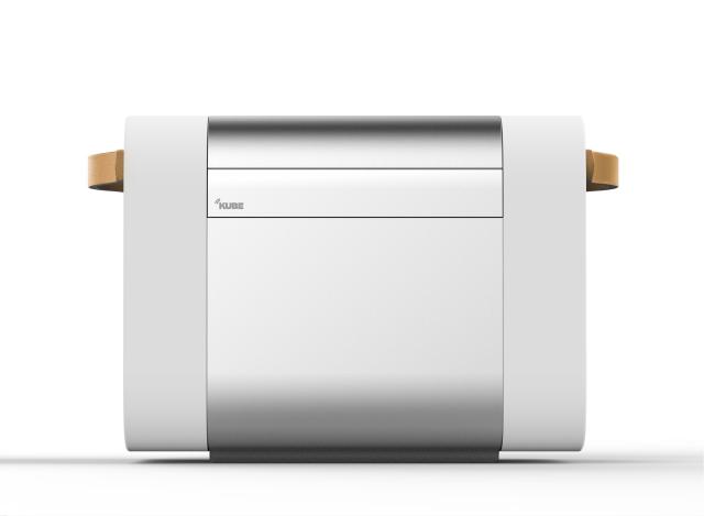 これは便利!Bluetoothスピーカー内蔵のクーラーボックス「Kube」