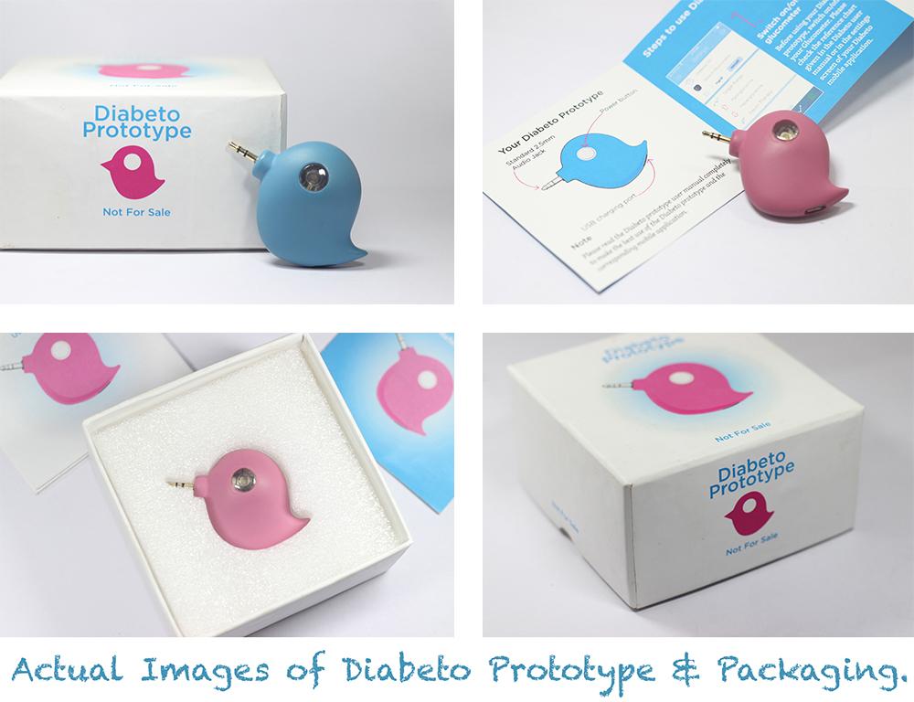 糖尿病モニタリングツール「Diabeto」で症状管理を簡単に
