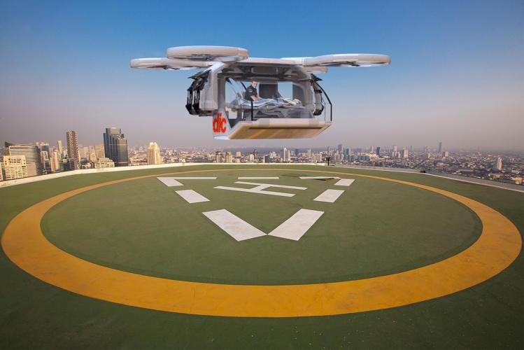ひとつでも多くの命を救えるか!? 救急ドローン「drone ambulance」が現場へ急行!