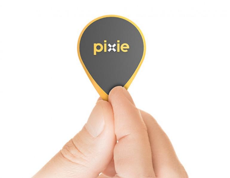 貴重品に貼っておこう。シールタイプの追跡センサー「Pixie Points」