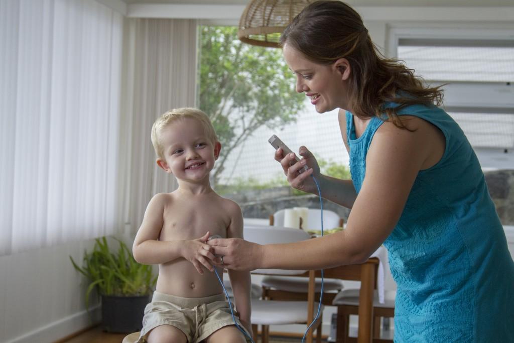 スマートメディカルキット「CliniCloud」を使えば自宅で簡単健康診断