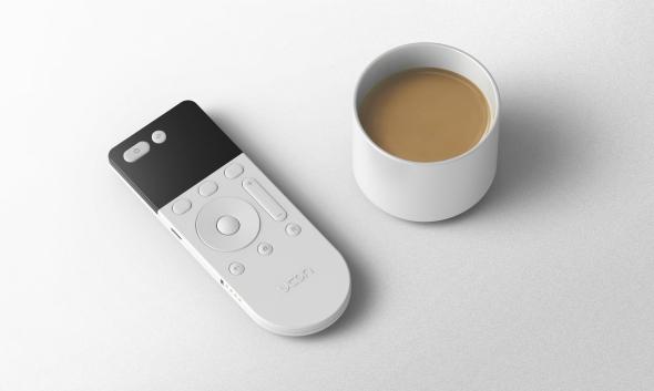 テレビから照明まで全てに対応できるスマートリモコン「UCON」