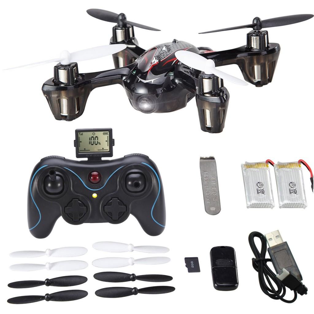 お手頃価格なカメラ付きクアッドコプター6選!空撮におすすめ