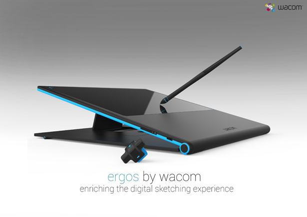お絵かきもデジタルの時代!液晶ペンタブレット「ERGOS」で楽々スケッチ