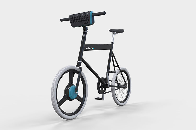 秀逸なデザイン!都会派電動自転車「adam」がカッコいい