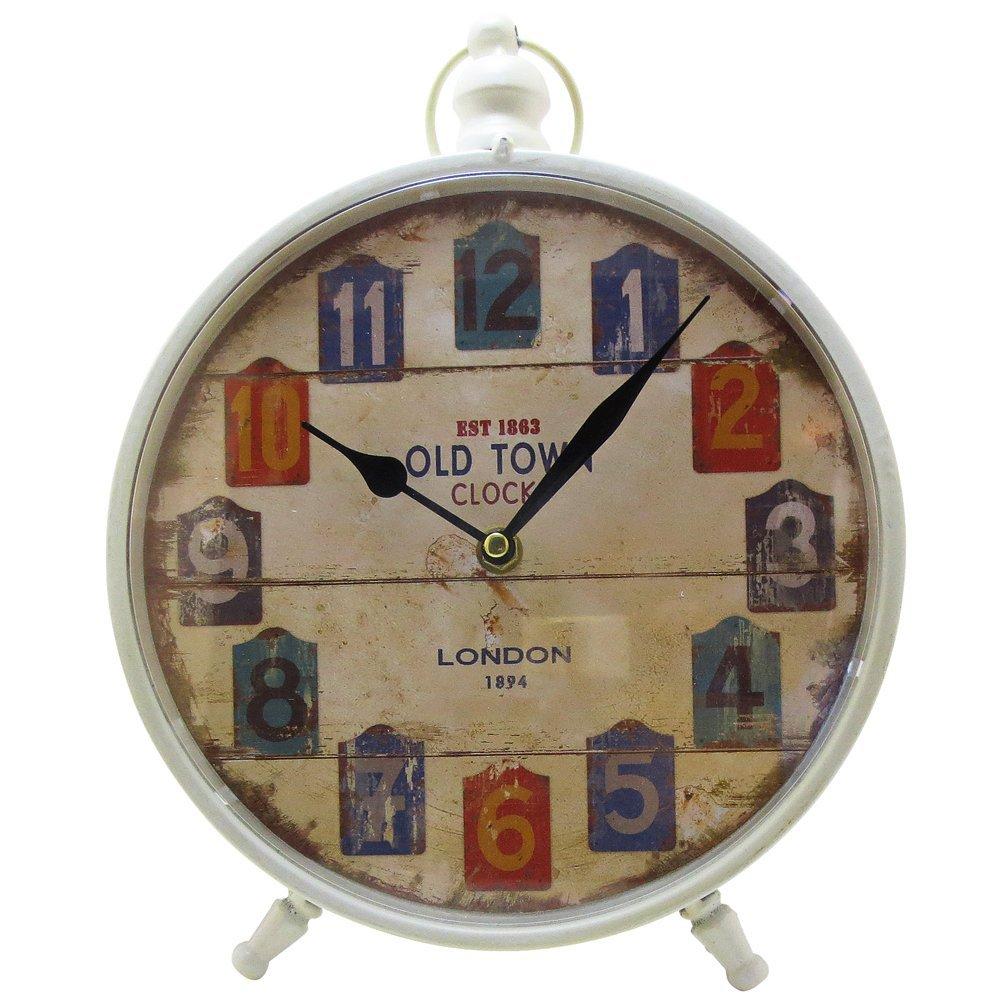 おしゃれな人気のアンティーク風アナログ置き時計7選