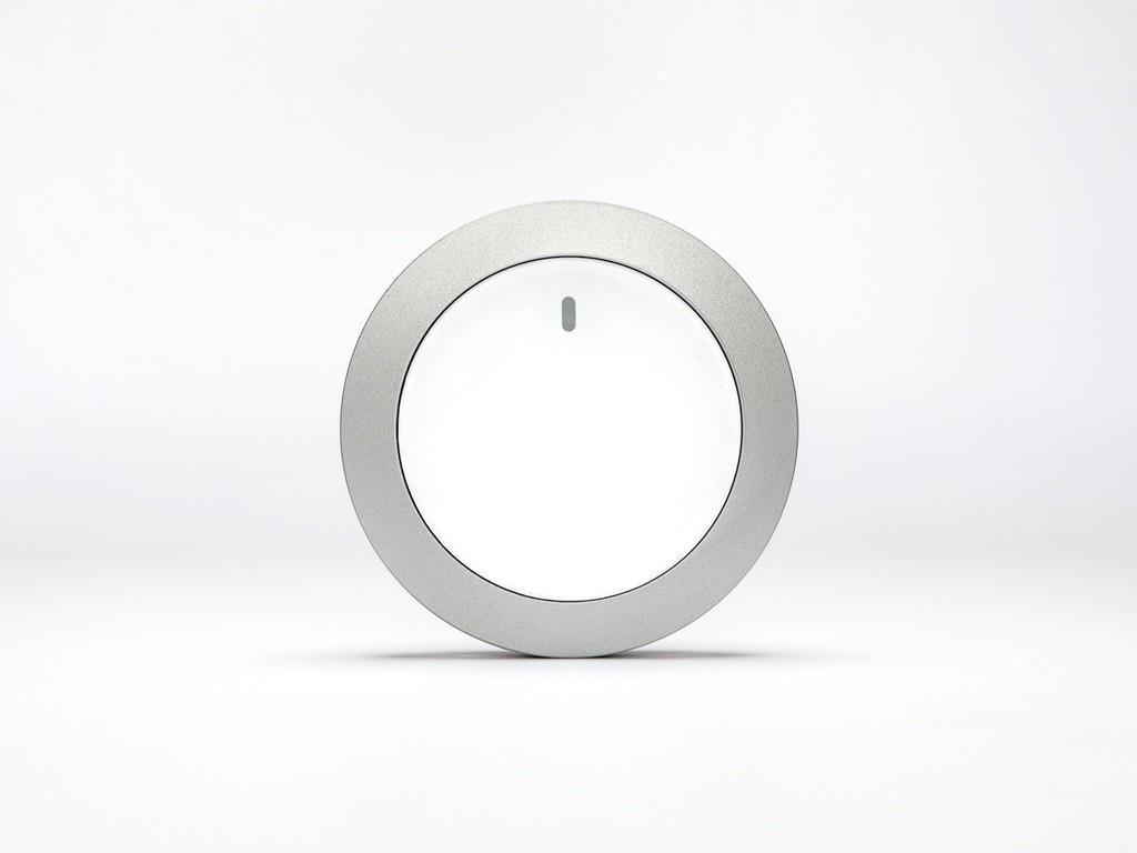 家中のスマートデバイスをまとめてコントロール!スマートリモコン「Nuimo」がちょっとだけ近未来