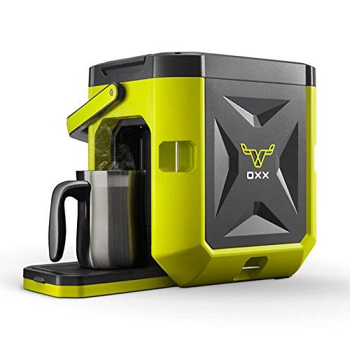 ポータブルコーヒーメーカー「Coffeeboxx」でアウトドアでもコーヒーを