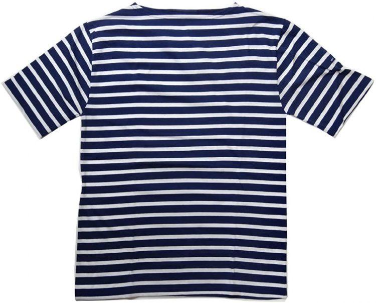 バスクシャツの着こなし事例とブランド特集!メンズコーデにマリンテイストを