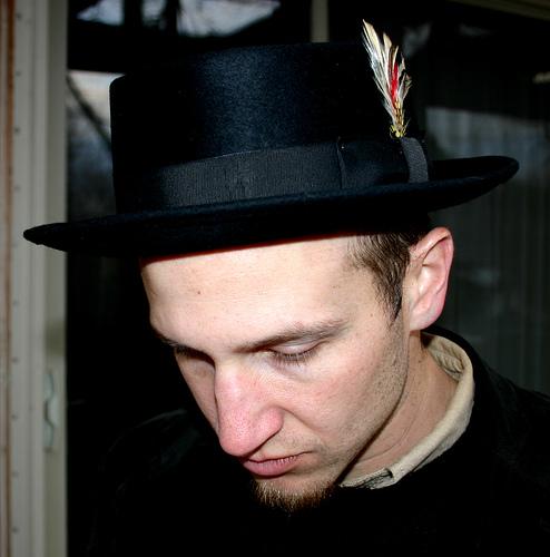 帽子のイメージ