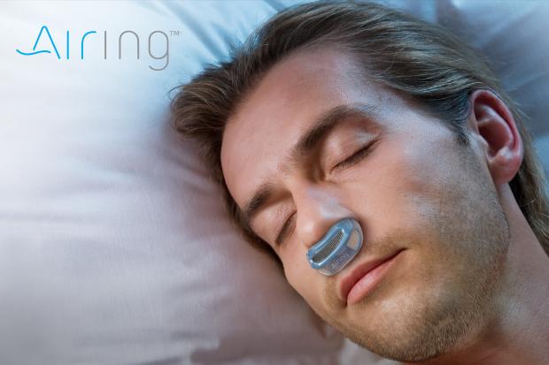 マイクロCPAP「Airing」は無呼吸症候群患者の明るい希望