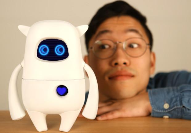 人工知能搭載ロボット「Musio」と友達になろう