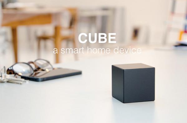 クルクル回すだけ!スマートホームコントローラー「Cube」の操作が簡単でイイ