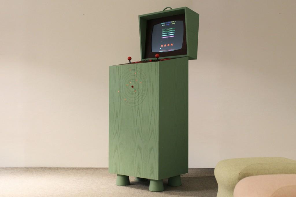 子供の頃の記憶が蘇る!インテリアにもなるおしゃれゲーム機