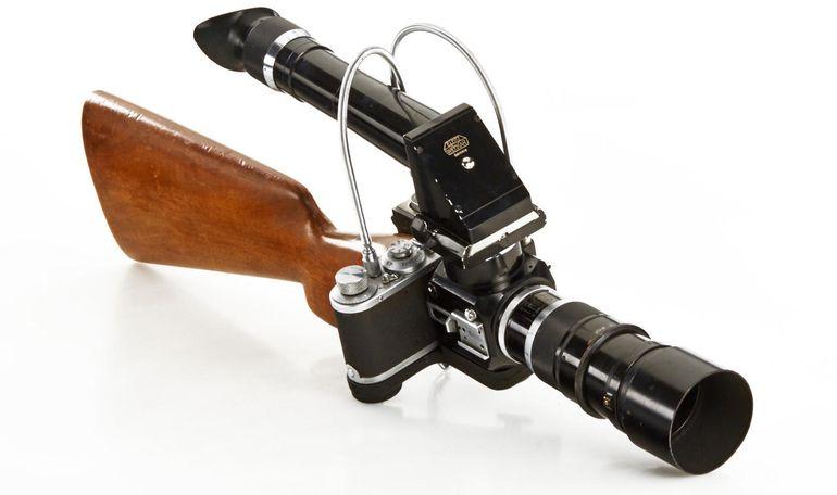 2,000万円超え?ライカのライフルカメラがオークションへ