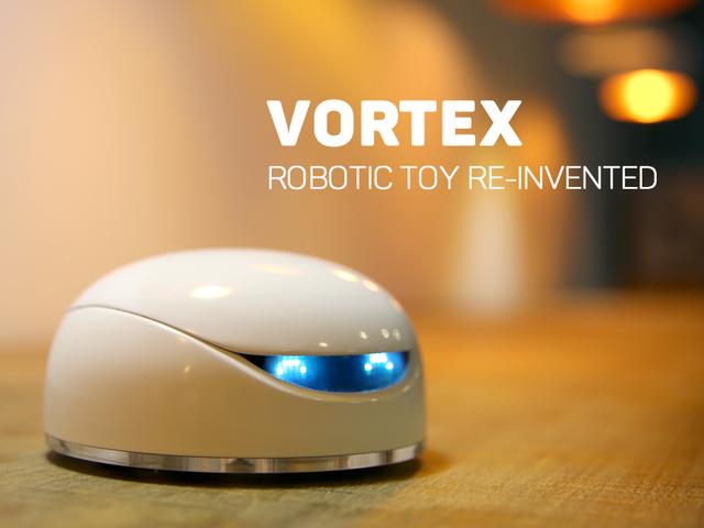 ロボティクス始めよう。スマートロボット「Vortex」が子供用を超えてる?