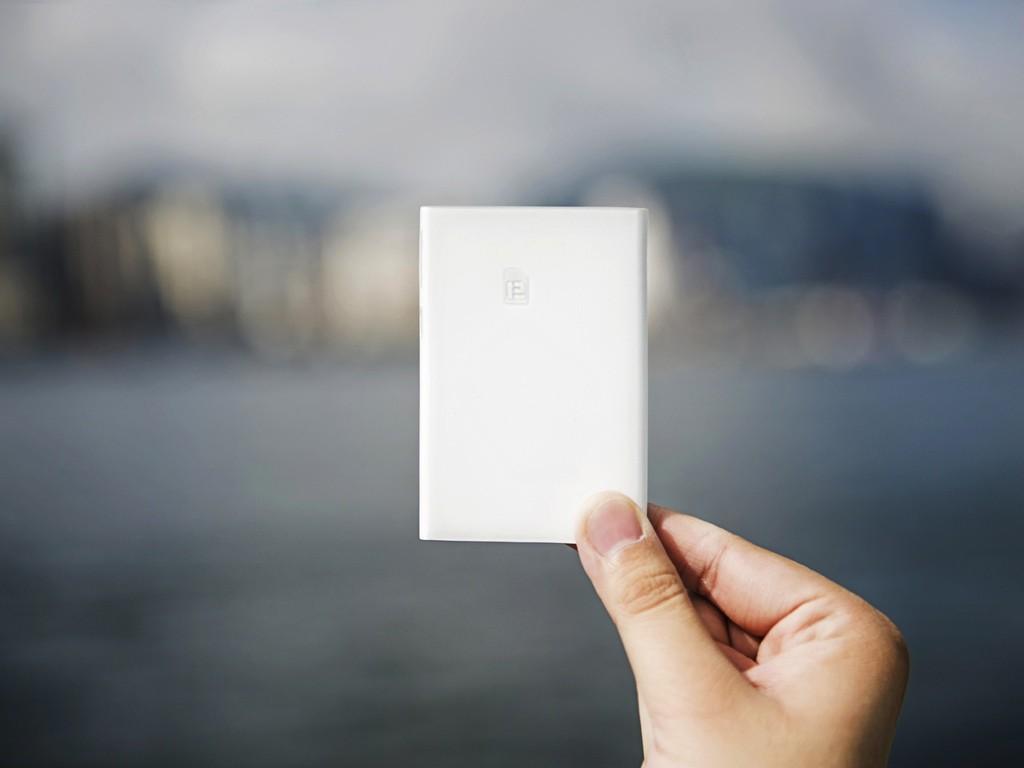 iPhoneで2つの番号が使える!多機能SIMカードBluetoothアダプタ「PIECE」