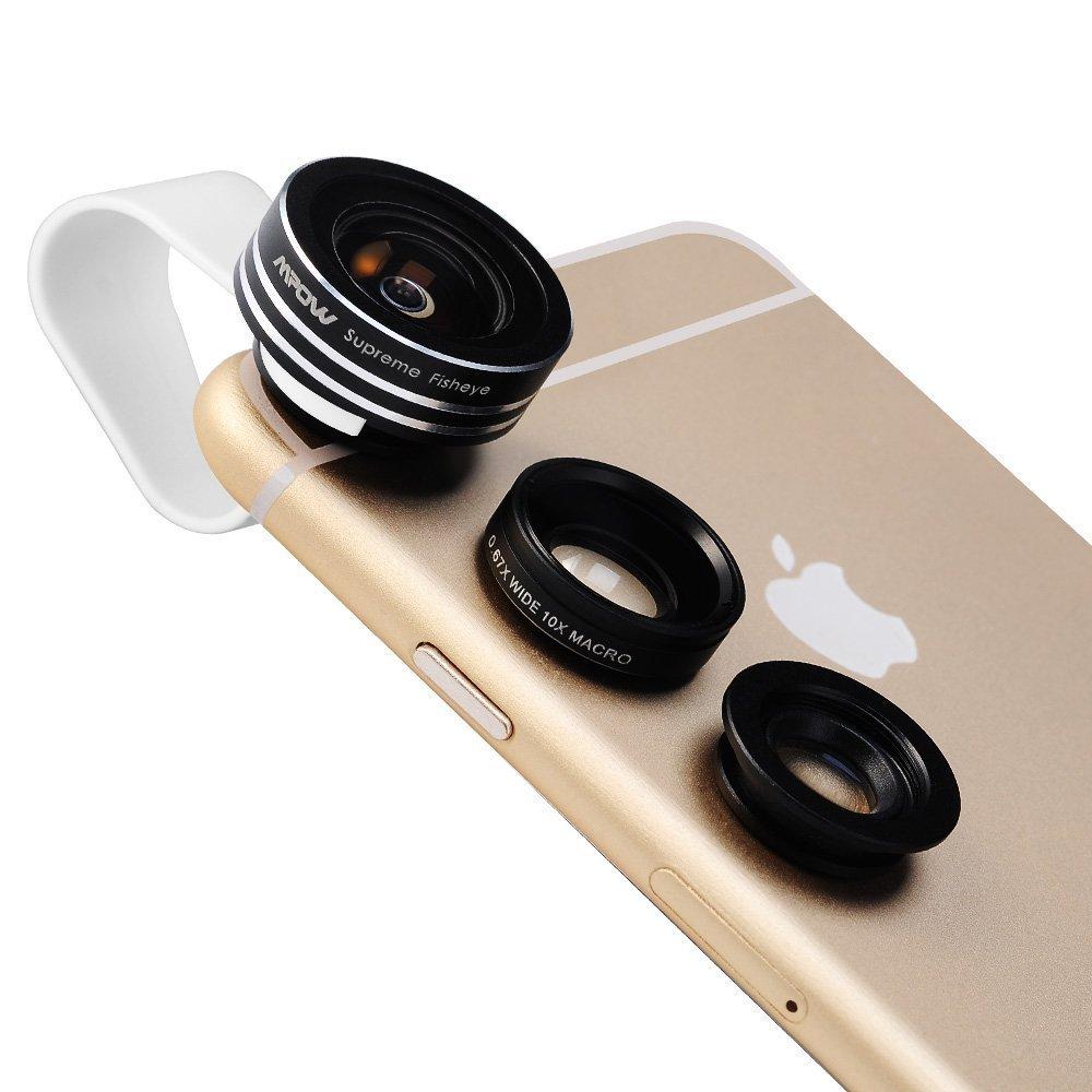iPhoneに付けるだけ!外付け魚眼レンズで写真を楽しもう