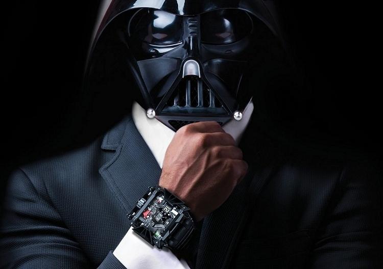 スター・ウォーズモデルの腕時計でフォースを身につける?
