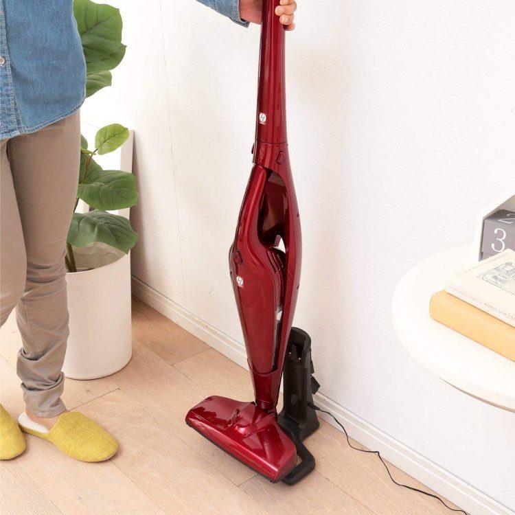 おしゃれなデザイン掃除機12選。見た目も吸引力もばっちり