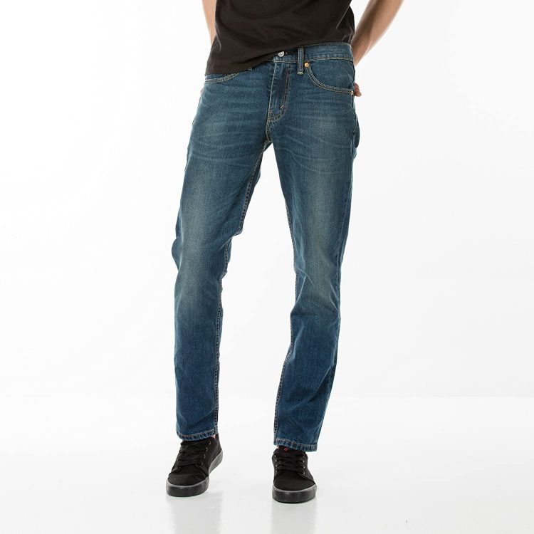 リーバイスのジーンズ人気モデル5種類。501だけじゃない