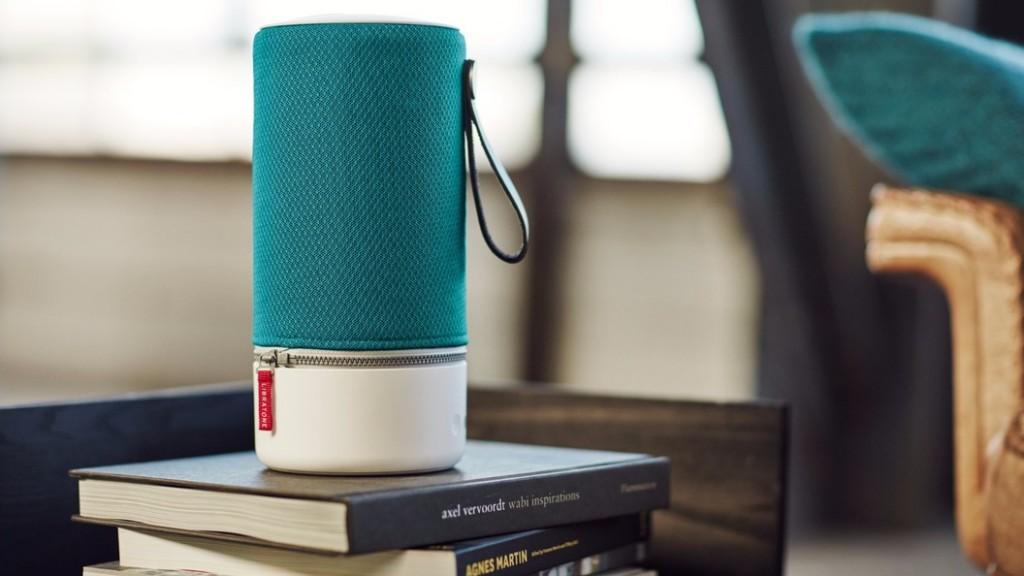 360度に音を発信するスピーカー「Zipp」がコンパクトでカワイイぞ