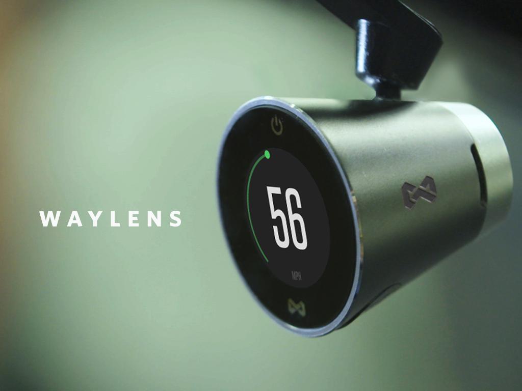 ドライブ画像もシェアする時代。次世代ドライブレコーダー「Way Lens」