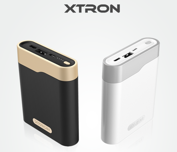 世界最速レベルで8時間分の充電!USB-C対応モバイルバッテリー「XTRON」