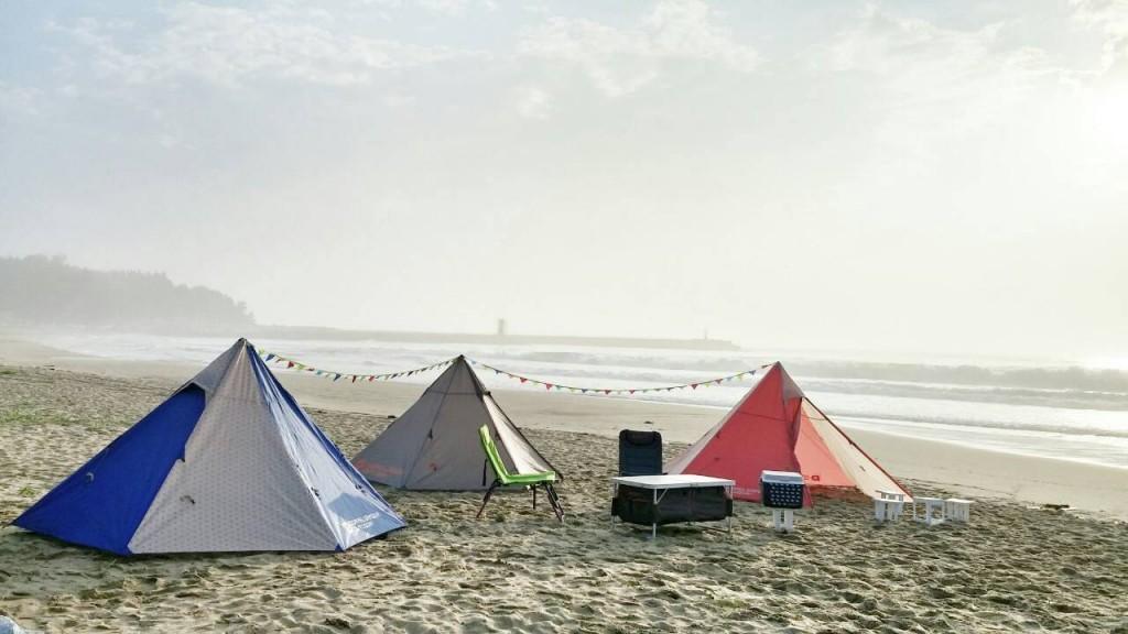 キャンプの必需品。おすすめの軽量テント特集【二人用】