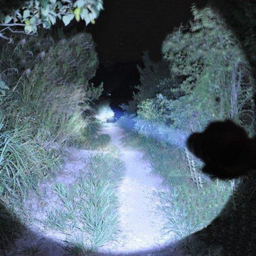 LED懐中電灯のイメージ