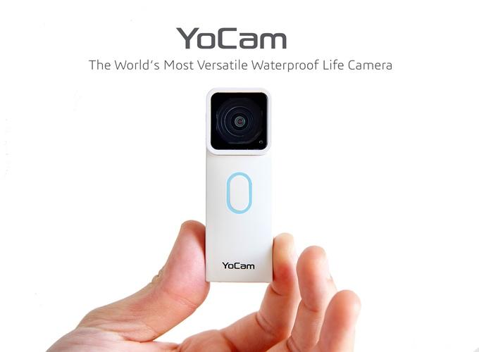大切な瞬間をもっと記録したい!それならGoProよりだんぜん手軽な世界最小ライフカメラ「YoCam」にしよう