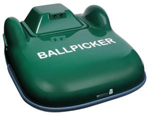 ゴルフ練習場のルンバ!静かに自動でボールを回収するロボットが働き者