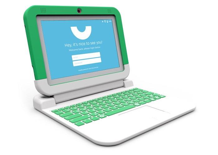 ここまで来た、子ども用PC。カスタマイズできる、自由な学習向けパソコン「Infinity」