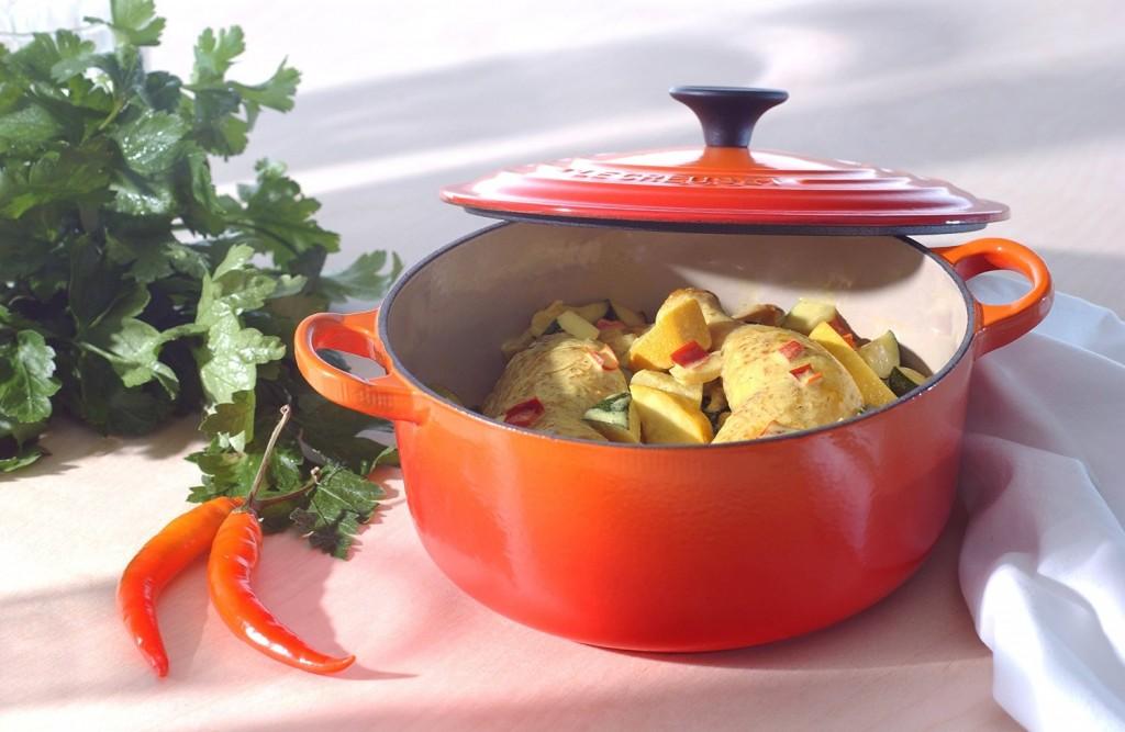ホーロー鍋のイメージ