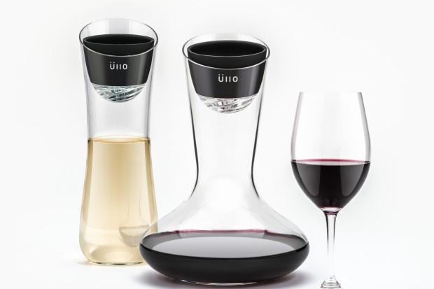 ワインがあっという間に安全でおいしくなる!フィルターで本来の味に戻してくれるワインピュリファイヤー「Ullo」