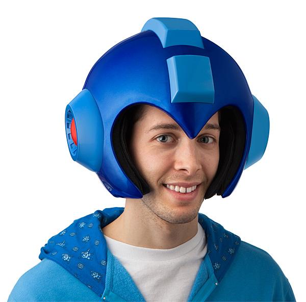 あの興奮をもう一度!コレクター必見のロックマンなりきりヘルメット