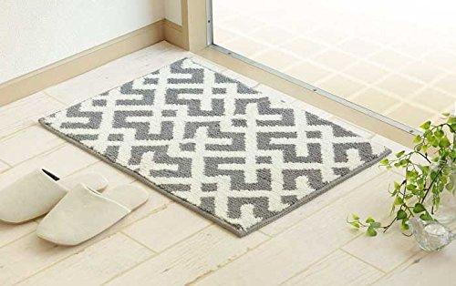 鮮やかなデザインで、あなたをお出迎え。北欧デザインのおしゃれな室内用玄関マット特集