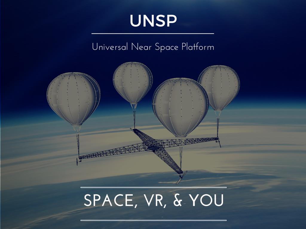 国際宇宙大学発!高度30キロのVR映像にアクセスできるニア・スペース実験用プラットフォーム