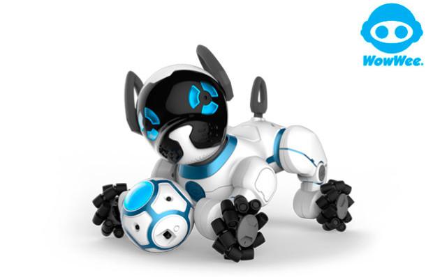 可愛くてたまらない!しつけができ、忠実で愛くるしいロボット犬「CHiP」