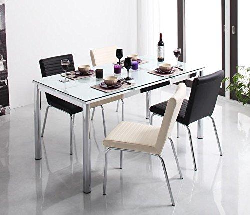 部屋を明るく開放的に!白いおしゃれダイニングテーブル特集