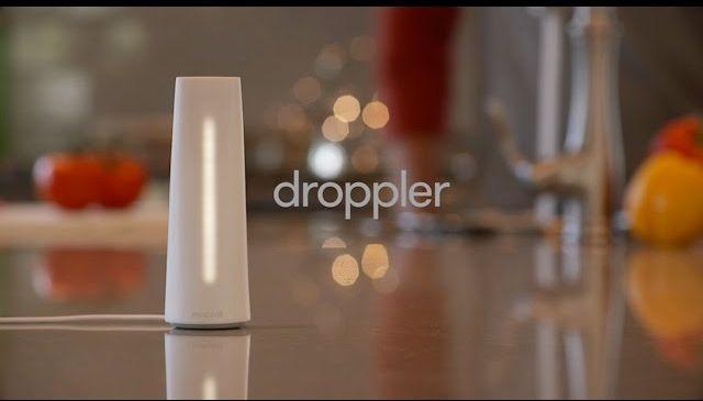 水の使い方を意識しよう!水の使用量をリアルタイムで教えてくれるスマートデバイス「Droppler」