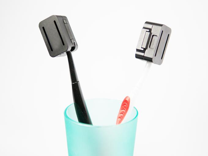 オーラルケアの基本!最も衛生的な歯ブラシケース「BRUSHIELD」